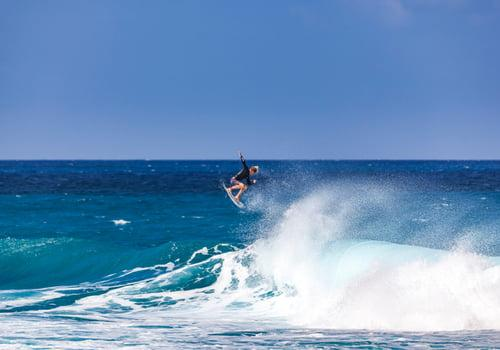 Big Wave Surfing and the North Shore
