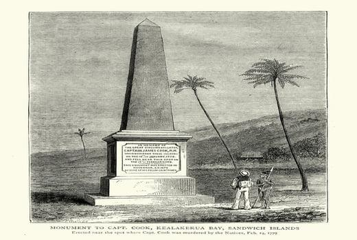 Captain Cook Monument Tours