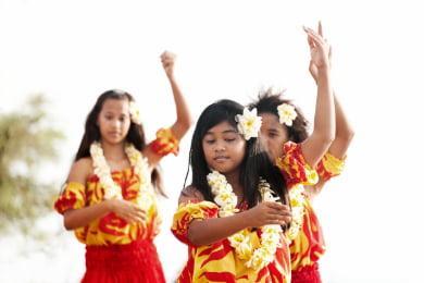 Polynesian Cultural Center Hula