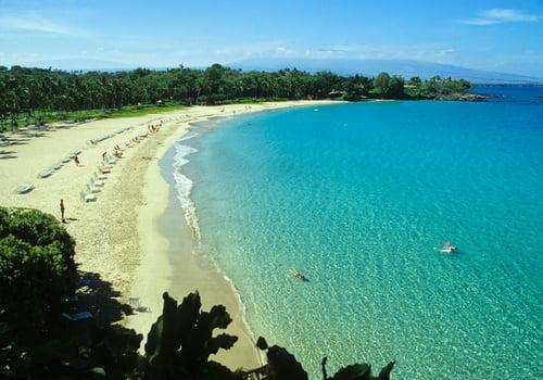 Mauna Kea Beach, Kauna'oa Bay