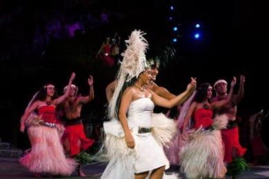 Polynesian Cultural Center Dancers