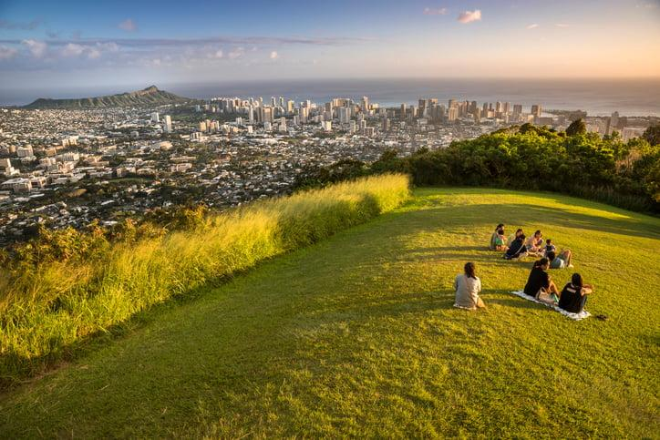 Tantalus Lookout