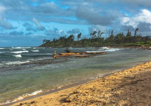 Waipouli Beach