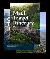 Hawaiian Itinerary