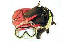 Buy this when you get there - Snorkel Gear