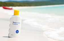 Buy this when you get there - Sunscreen