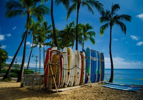 Beach: Surf