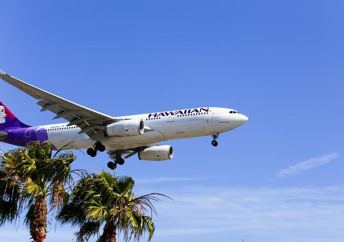 planning a trip to Hawaii Hawaiian Airlines