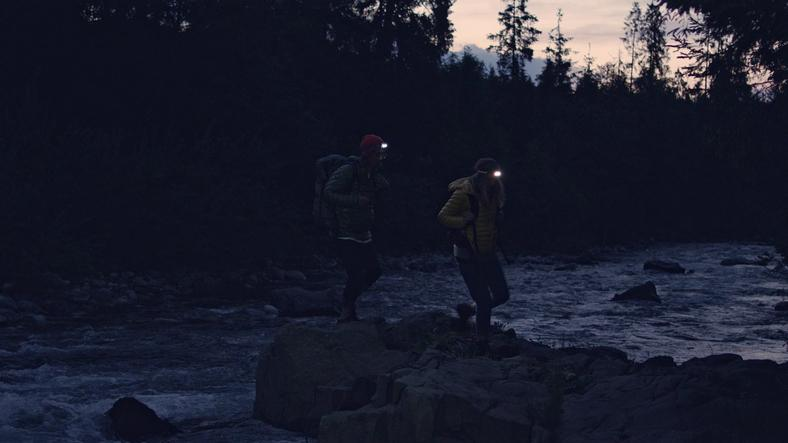 Don't Hike Late at Night