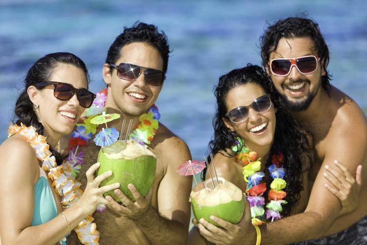 Four Major Tourist Islands