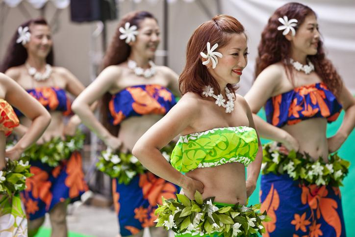 Hula Shows