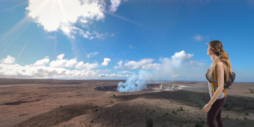 Seeing Kilauea's Flows Yourself