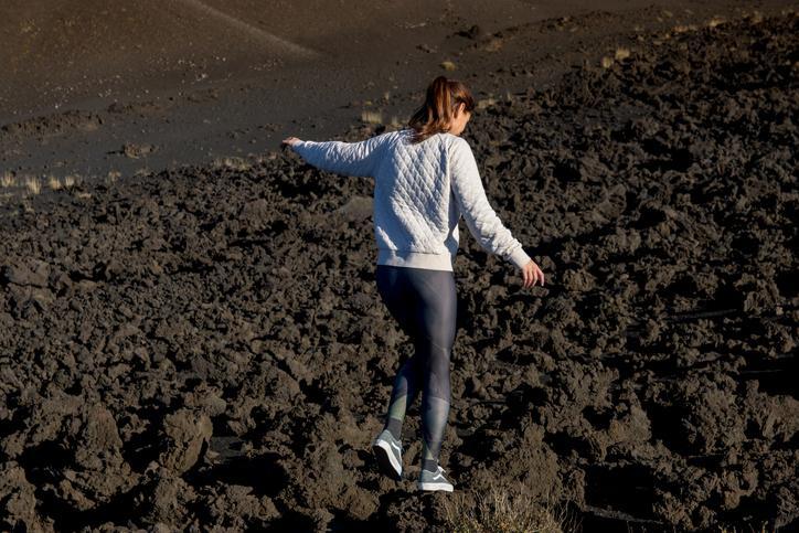 Don't Go Too Near the Lava