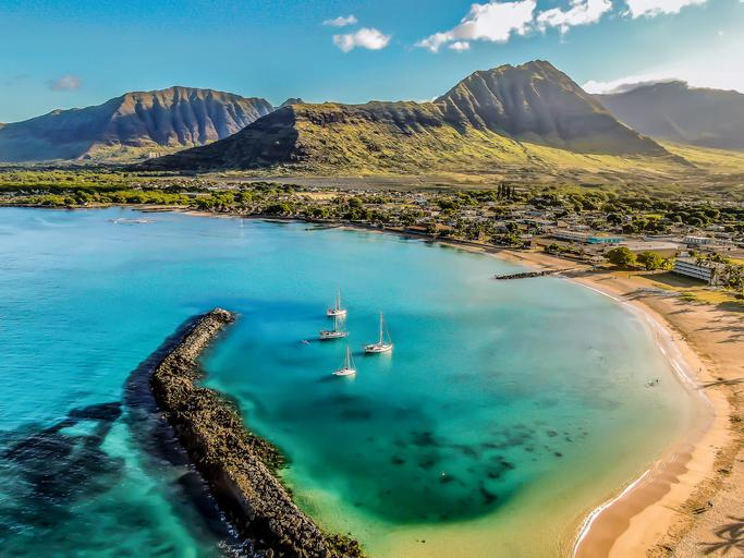 planning a trip to Hawaii Waianae Boat Harbor