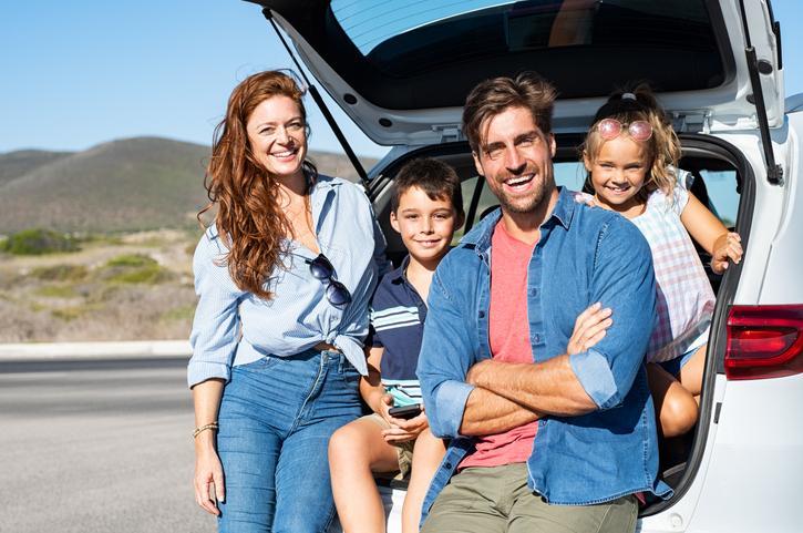family rental car