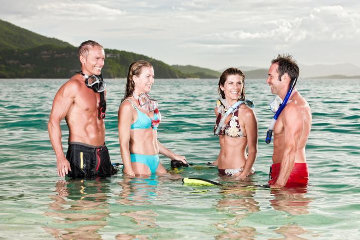 Don't Waste Money Buying Own Snorkel Gear