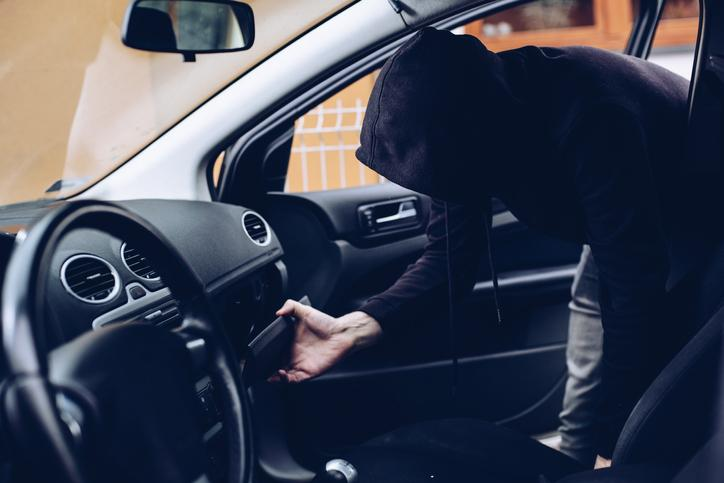 Valuables in Your Car