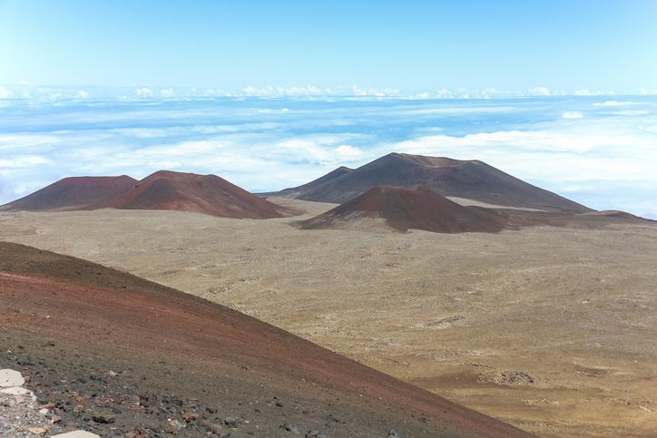 Four More Active Volcanoes on the Big Island