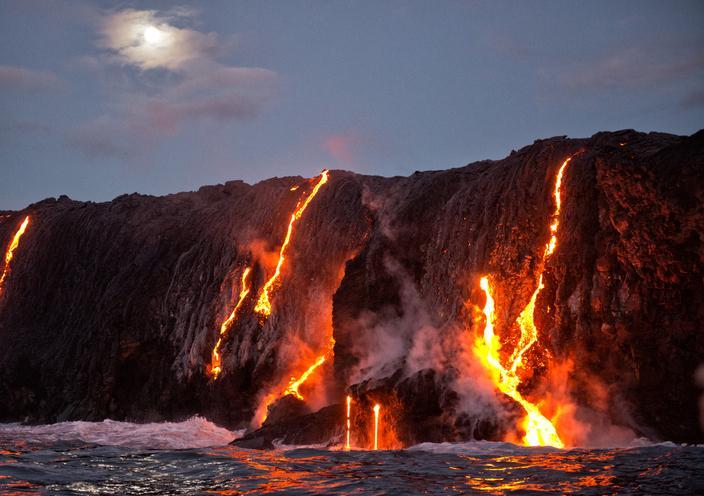 Tour Guides to Kilauea