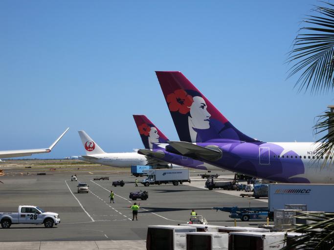 Inter-island Flights