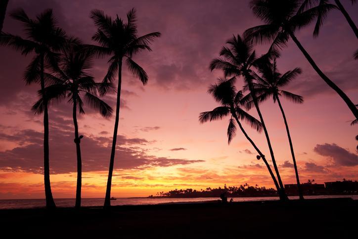 Kailua-Kona Bay