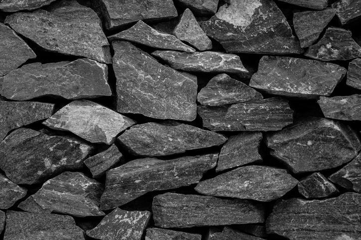 loose basalt