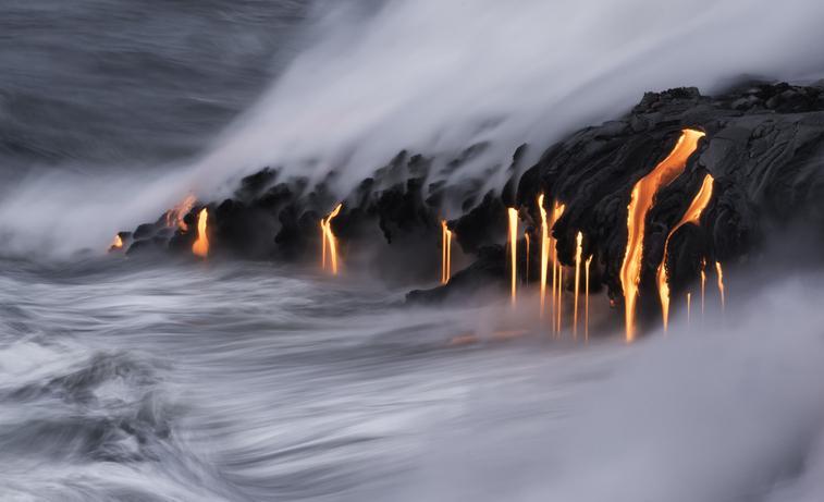 Kilauea's Lower East Rift Zone