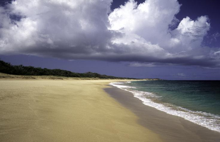 Papohaku Beach Molokai