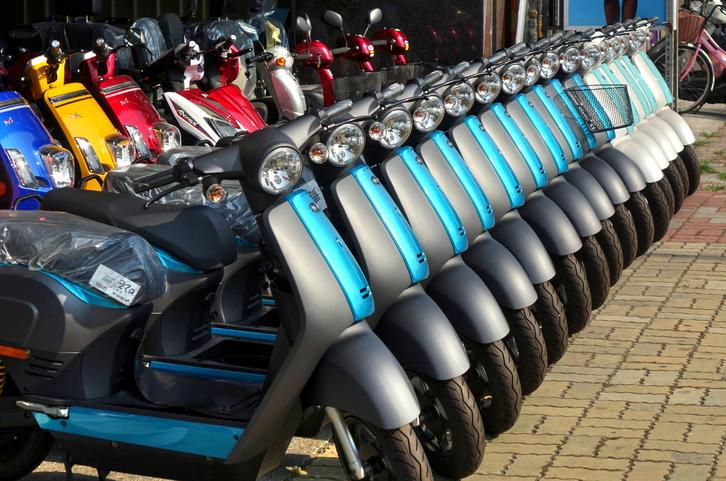 Renting Scooters