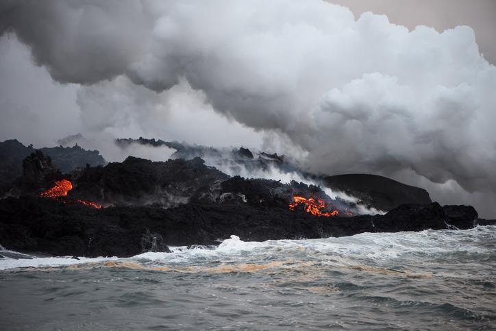 Vog -- Volcanic Fog