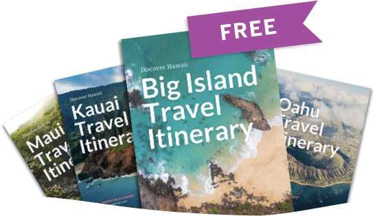 Hawaii Itineraries Booklets
