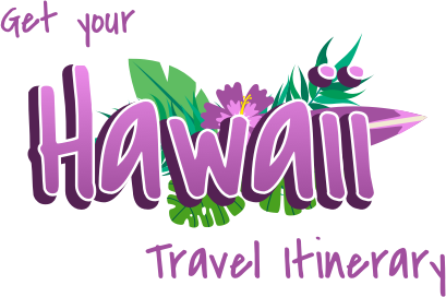 Hawaii Itineraries Text