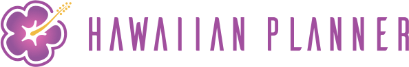 Hawaiian Planner Brand Colored