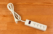Packing for your home away from home - Power Strip