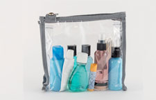 Packing for your home away from home - Toiletries